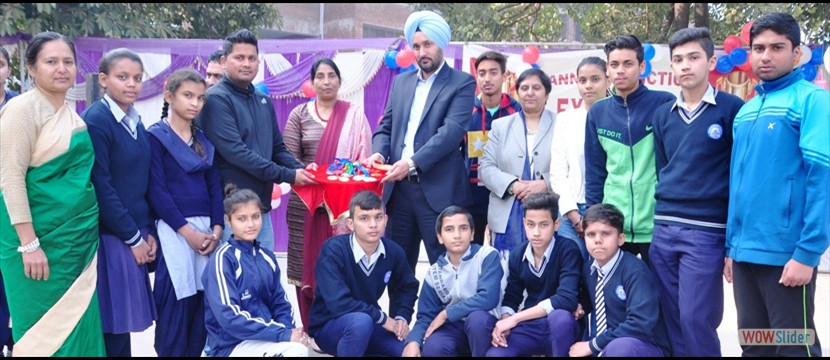 Prize Distribution -Sports